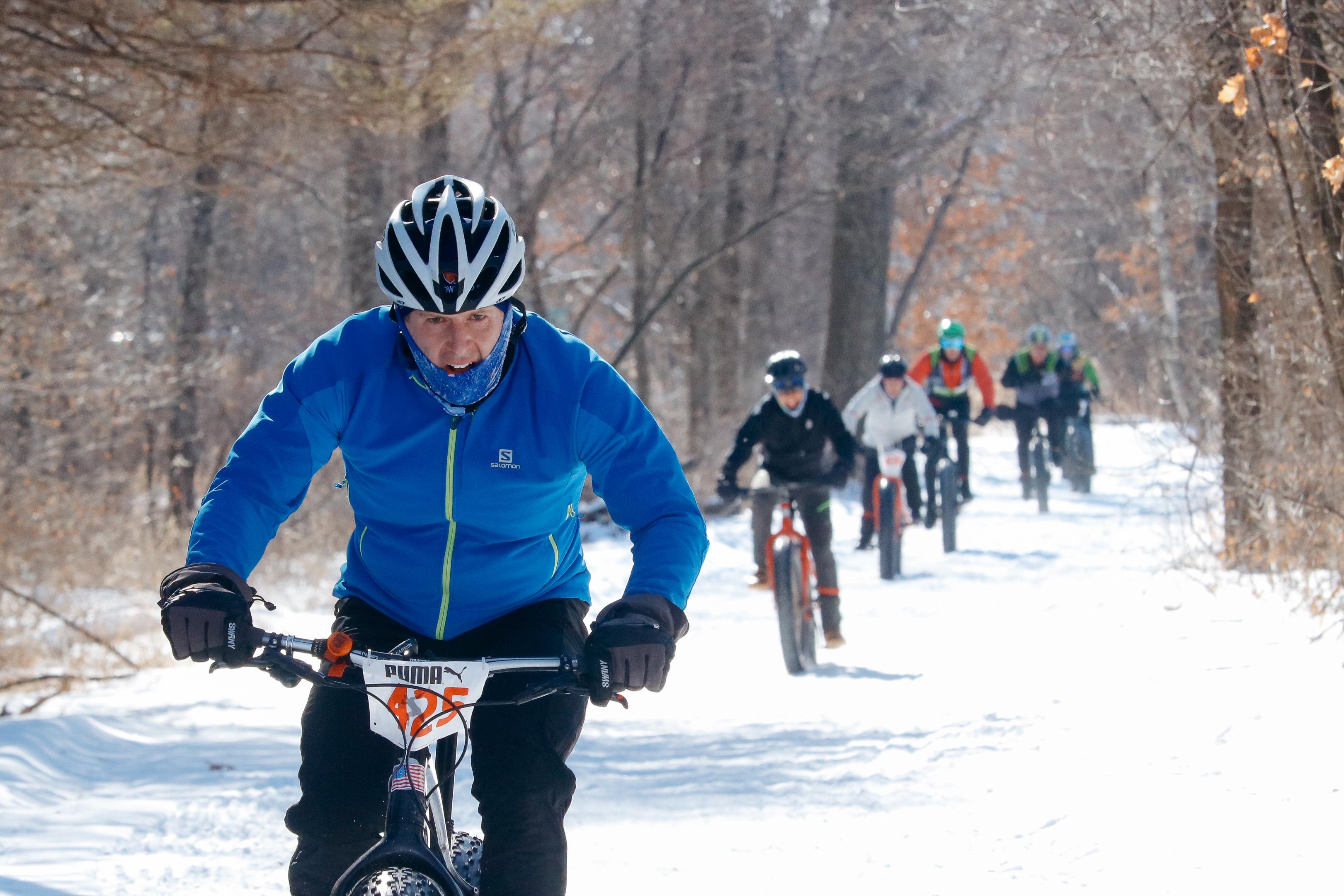Ham Lake Snowbowl Fat Tire Race 2 9 19 Pjw Racing